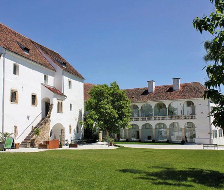 Gartenlust Schloß Hartberg 16.- 18. August