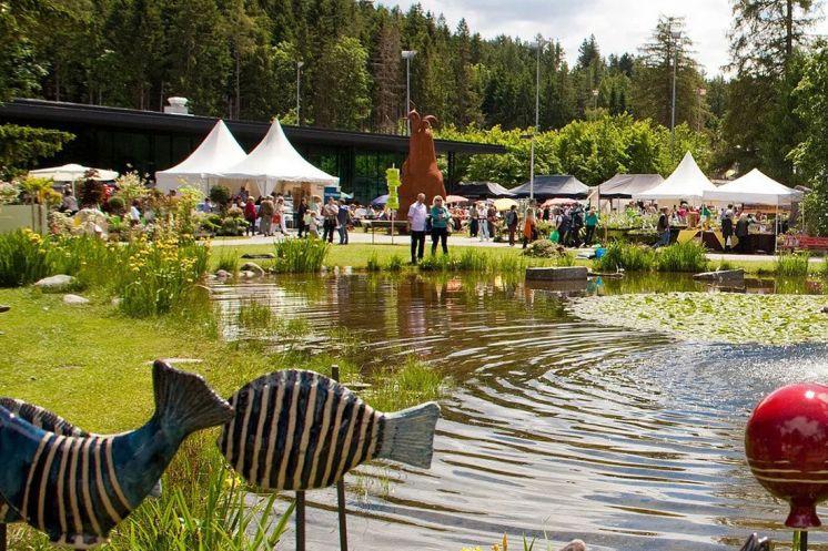 Tiroler Gartentage in Igls bei Innsbruck, 24.-26.5.2019